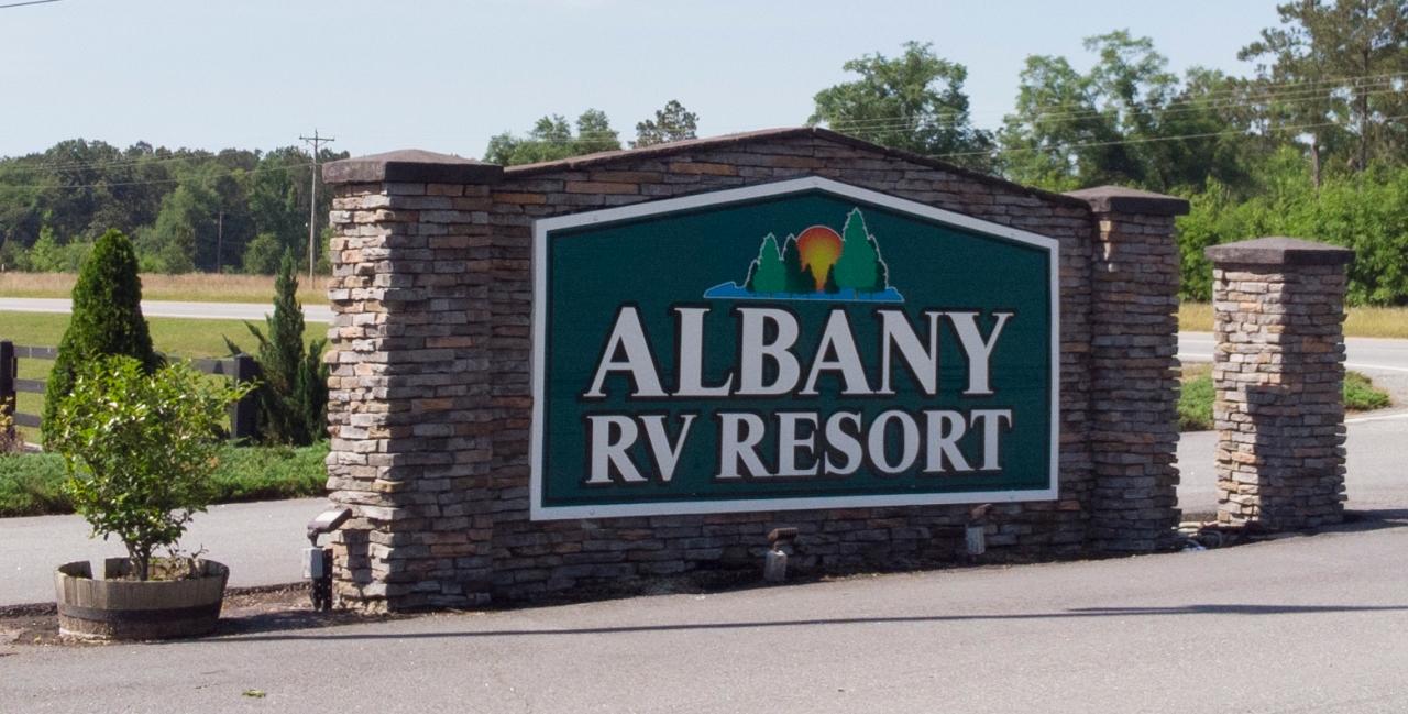 Albany RV Resort